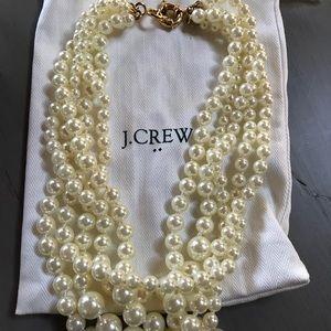J. Crew neckless